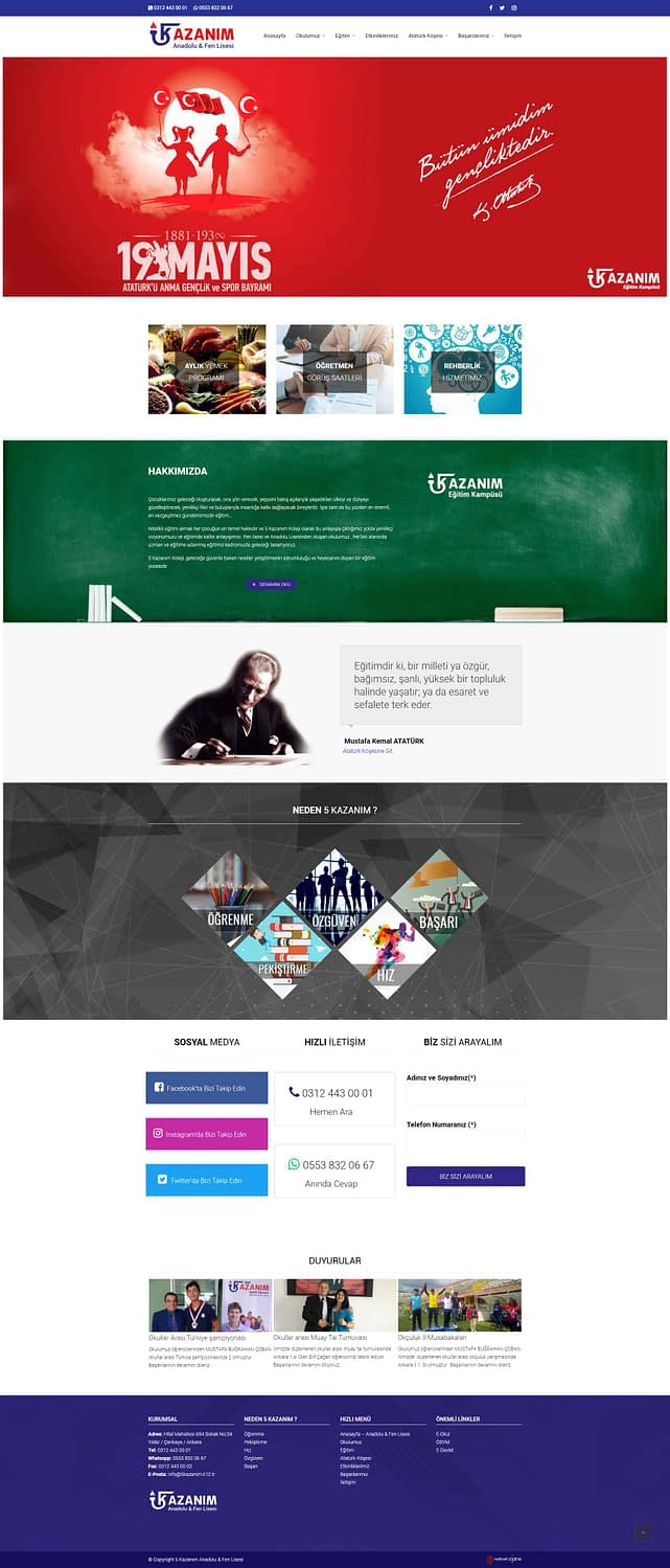 ankara web tasarim siteleri 1